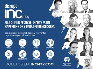 Innovate Network Create Monterrey
