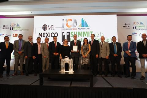 Poliforum León con el Sello PCO Meetings México